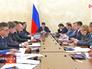 Совещание правительства России
