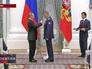 Владимир Путин вручил госнаграды за значительный вклад в развитие страны