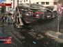 Последствия обстрела в секторе Газа