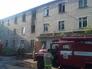 На месте пожара в больнице в Смоленской области
