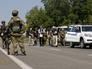 Эксперты ОБСЕ на дороге к месту падения Boeing 777 в Донецкой области
