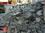 Последствия авиаудара ВВС Израиля