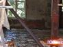 Последствия пожара в усадьбе Нарышкиных