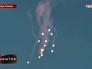Обстрел Донецка кассетными бомбами