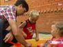 Многодетная семья беженцев с Украины