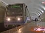 Поезд в метро