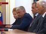 Члены Совбеза РФ на заседании