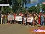 Митинг за строительство новой школы