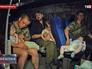 Бойцы народного ополчения доставили детей из Луганска в Ростовскую область