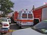 Экстренные службы на месте трагедии в Иране