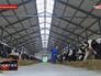 Коровник в Ленинградской области