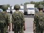 Автоколонна с гумпомощью добралась до границы с Украиной