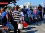 Жители Донецкой области в очереди за водой