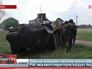 Репортаж Украинских СМИ о ситуации на востоке страны