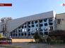 Здание аэропорта Луганска