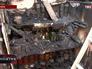 Последствия артобстрела Нацгвардией Украины жилых кварталов юго-востока Украины