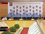 Пресс-конференция в Информационном центре Правительства Москвы