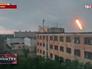 Кадры обстрела жилых кварталов юго-востока украинской армией