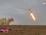 """Кадры крушения в июле 2013 года ракеты """"Протон"""" на Байконуре"""