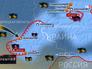 Карта боев на юго-востоке Украины