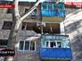 Мощные взрывы с утра раздаются в центре Донецка