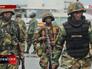 Солдаты армии Либерии