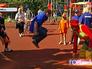 Новая детская площадка