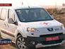 Машина Красного Креста в Луганске