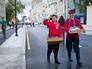 Открытие пешеходной зоны на Пятницкой улице