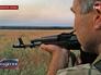 Бой в Донецкой области