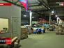 Посылки с гуманитарной помощью на складе