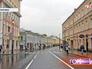 Открытие пешеходной зоны на улице Покровка