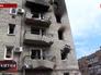 Результат артобстрела украинскими военными жилого квартала Донецка