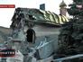 Результат артобстрела украинскими военными Донецка