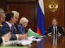 Cовещание по прогнозу социально-экономического развития России
