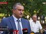 И. о. главы Крыма Сергей Аксенов