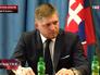 Премьер Словакии Роберт Фицо на саммите в Брюсселе