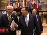 Херман Ван Ромпей и Жозе Мануэл Баррозу