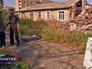 Жители Донецка после обстрела жилых кварталов
