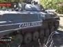 Брошенная военная техника украинской армии в Донецкой области