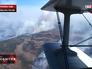 Облет очагов лесных пожаров в Сибири