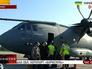 Литва передала военный самолет Украине