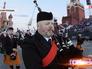 """Волынщики из Ирландии выступают на фестивале """"Спасская башня"""""""