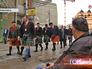 Волынщики из Ирландии в Москве