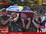 Похороны украинских военных