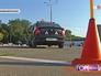 Урок вождения в автошкол