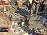 Брошенное оружие украинской армии в Луганской области