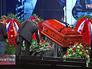 """Церемония прощания с фотокорреспондентом МИА """"Россия сегодня"""" Андреем Стениным"""
