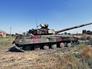 Танк украинских военных