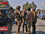 Украинские военные в Мариуполе